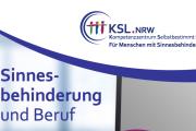 """Jahresveranstaltung """"Sinnesbehinderung und Beruf"""" am 27.6.19"""
