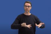 "Screenshotaus dem DGS-Video ""Maskenversorgung"""