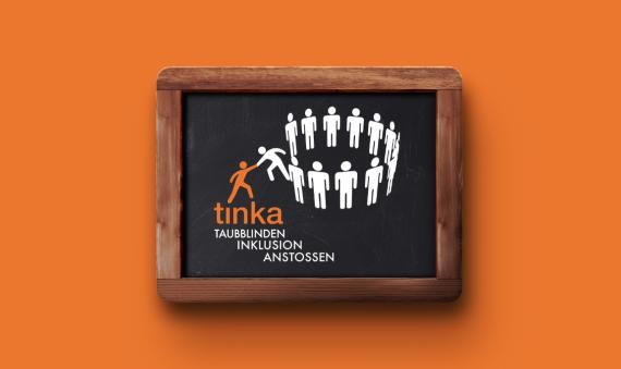 Grafik mit TINKA-Logo